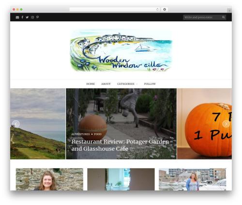 Holland WordPress theme - woodenwindowsills.co.uk