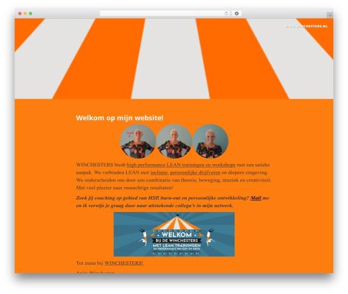 Kafal WordPress theme download - winchestercoachtrain.nl