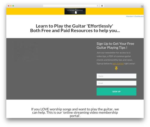 WordPress socrates-plugin plugin - worshipguitarclass.org