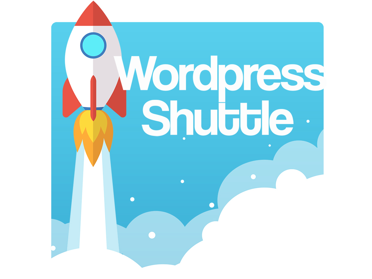 Wordpress Shuttle Framework template WordPress