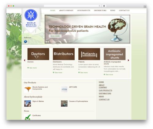 WordPress Theme 1269 theme WordPress - worldmedicaltechnology.com