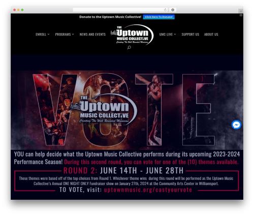 Free WordPress Live Chat with Facebook Messenger plugin - uptownmusic.org