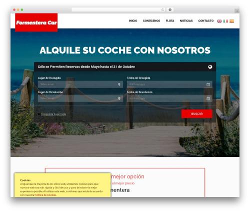 RentIt WP template - formenteracar.es
