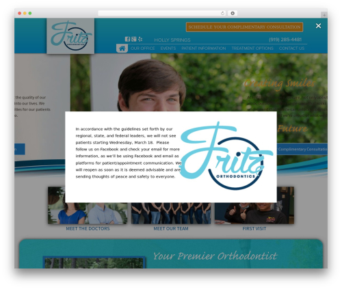 Twenty Thirteen WordPress theme free download - fritzorthodontics.com