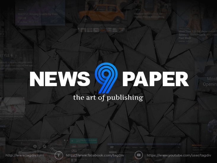 Newspaper best WordPress magazine theme