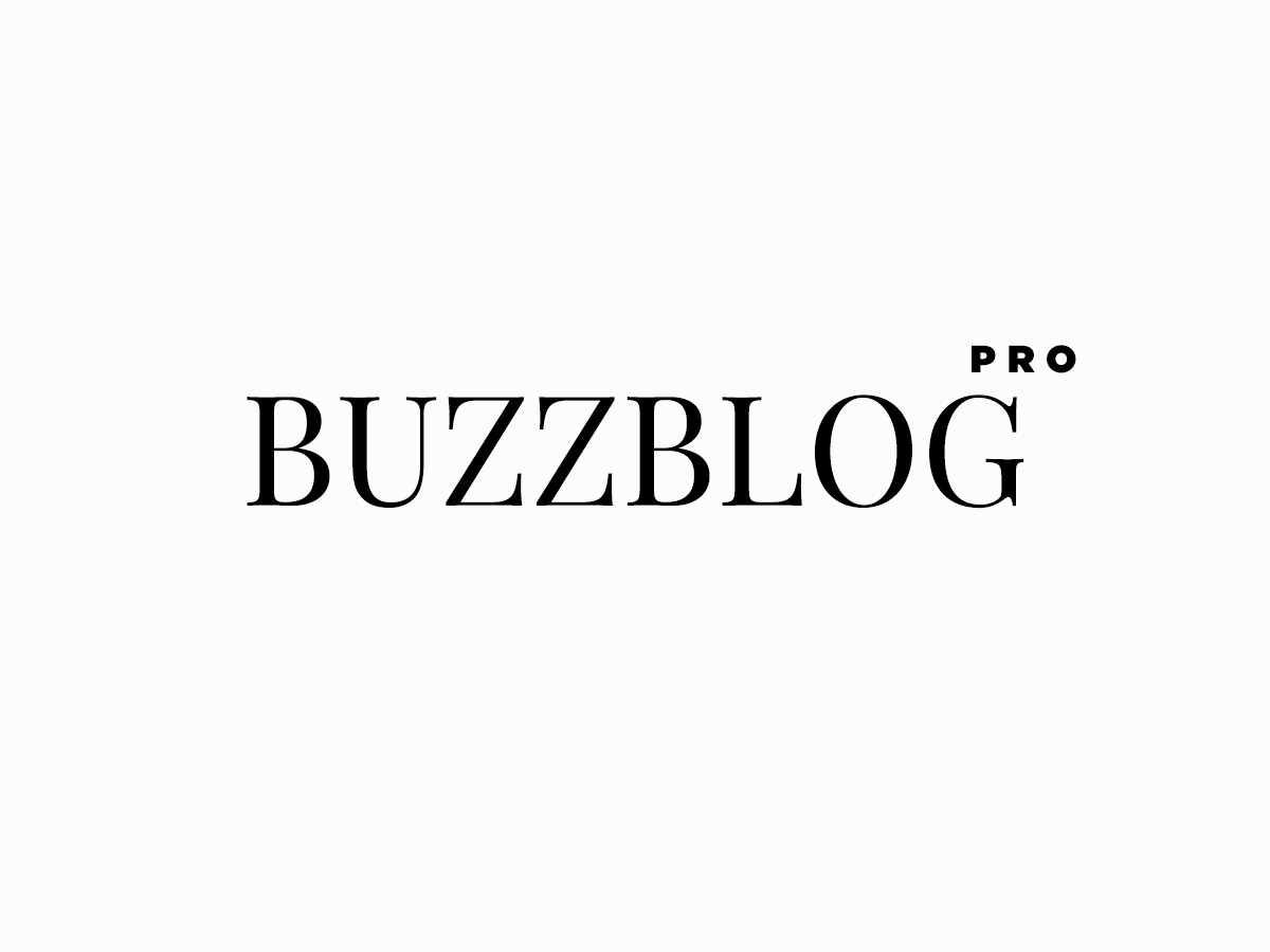 Buzzblogpro WordPress blog template
