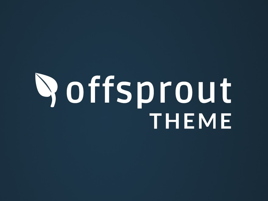 Offsprout WP template