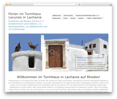 LookWay WordPress theme - turmhaus.lachania.de