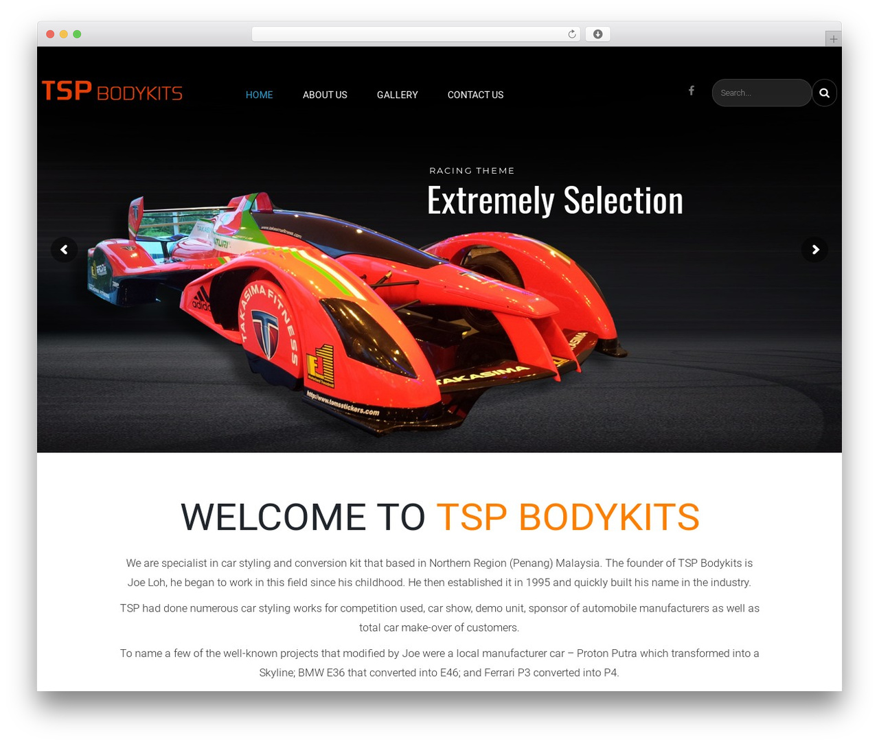Template WordPress opalhomes - tspbodykit.com