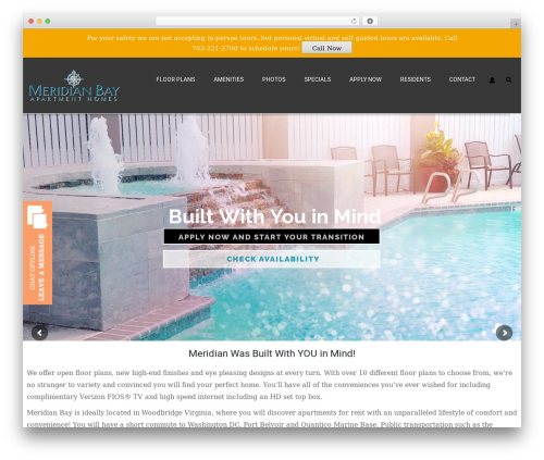 opalhomes WordPress ecommerce theme - meridianbayapartments.com