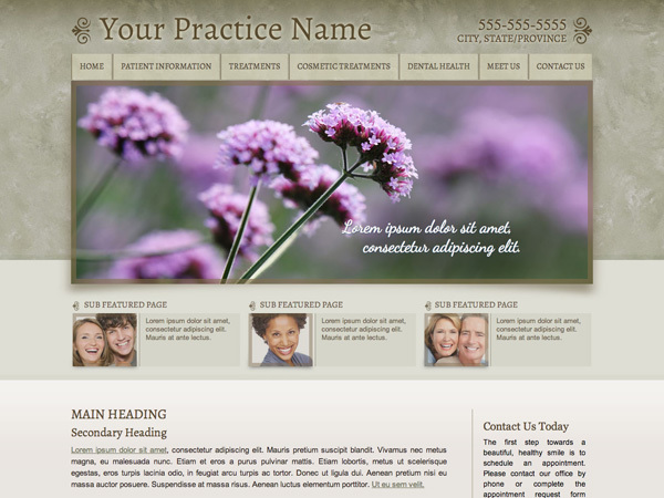 Template #2051 WordPress template