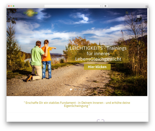 Best WordPress template Betheme - mentorship.at