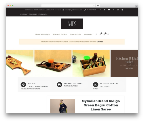 WP template Zass - myindianbrand.com/?v=7516fd43adaa
