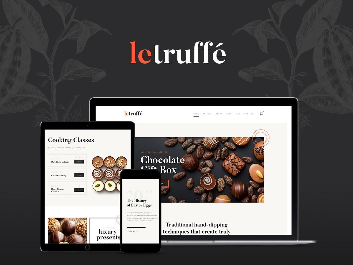 truffe Web dating