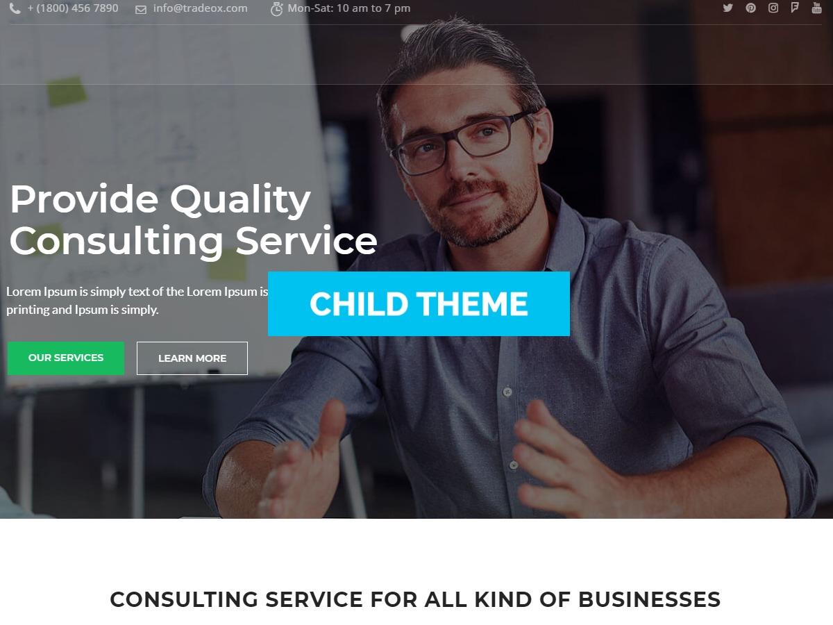 Theme WordPress consultplus-child