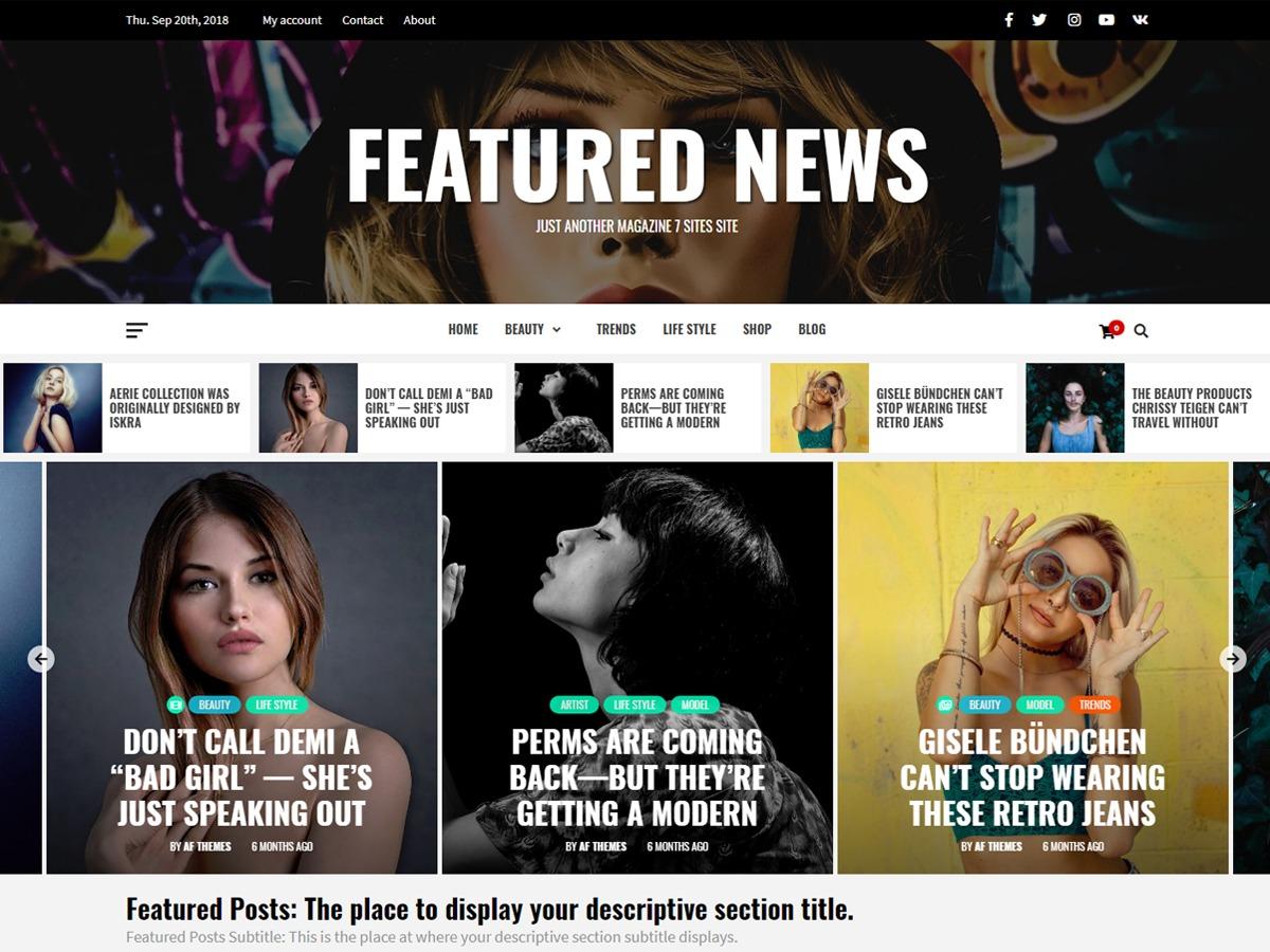 Featured News best WordPress gallery