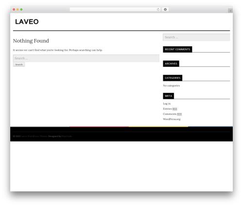 laveo top WordPress theme - trade12scam.com