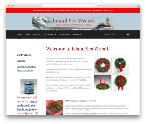 Boutique theme free download - islandseawreath.com