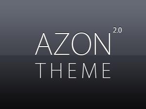 Azon Theme top WordPress theme