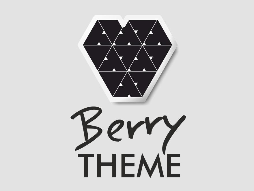 Best WordPress theme Berry