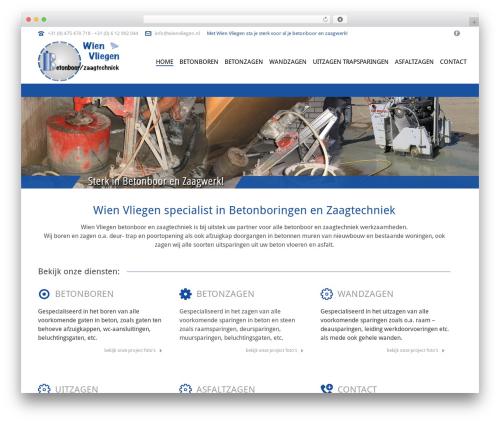 Best WordPress theme jupiter - wienvliegen.nl
