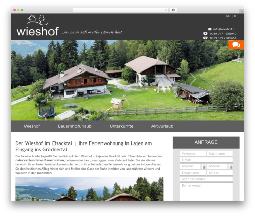 Free WordPress NextGEN-Galleryview plugin - wieshof.it