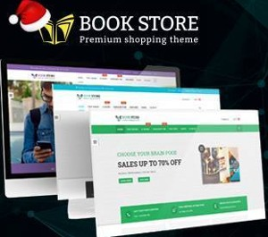 Bookstore best WooCommerce theme