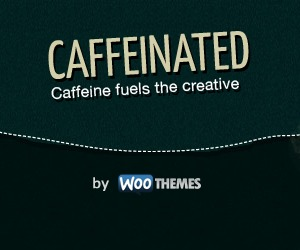 Caffeinated template WordPress