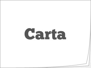 Carta WordPress theme