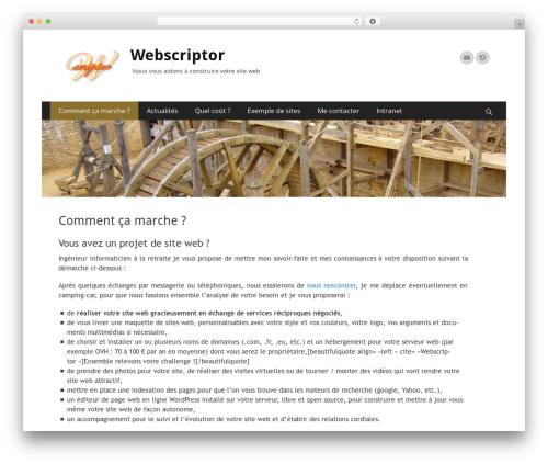 Free WordPress iPanorama 360 WordPress Virtual Tour Builder plugin - webscriptor.fr/wp3/webscriptor