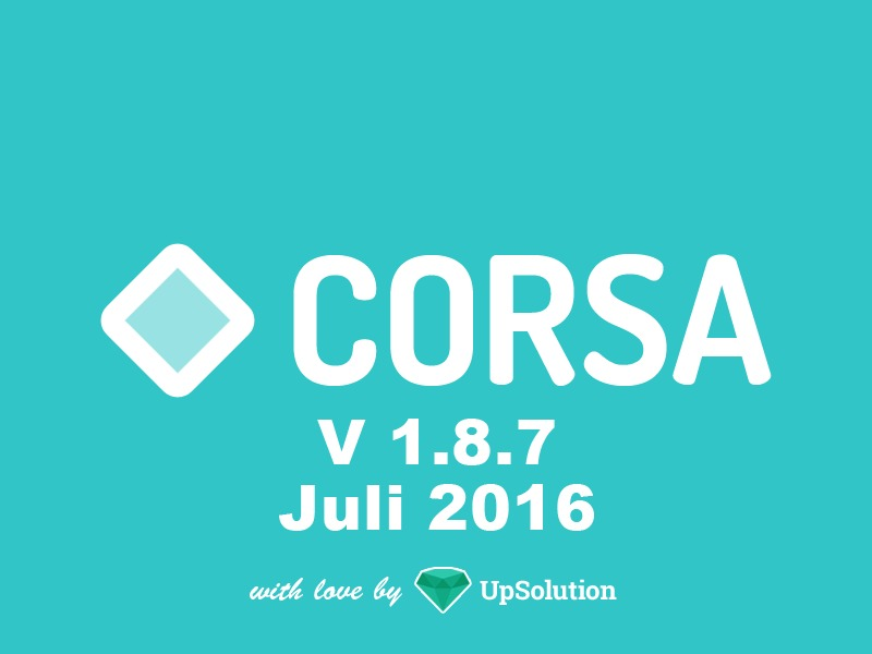 Corsa 1.8.7 top WordPress theme
