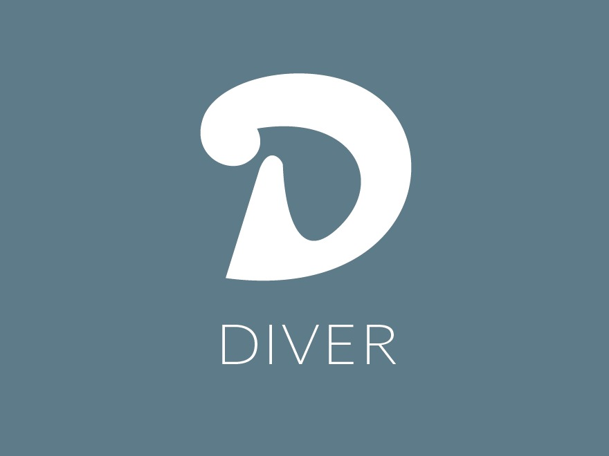 diver template WordPress