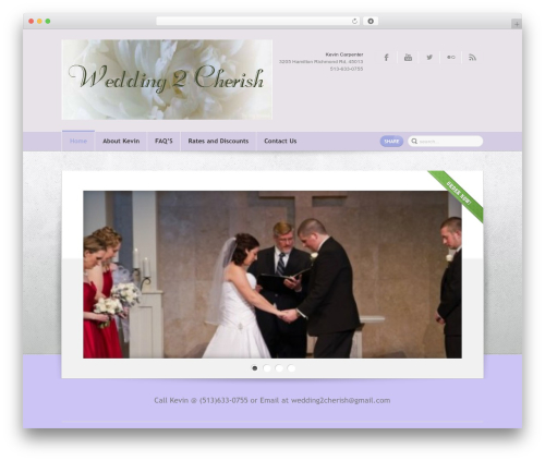 Free WordPress Contact Form 7 plugin - wedding2cherish.com