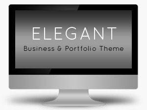 Elegant best WordPress template