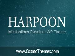 Harpoon best WordPress template
