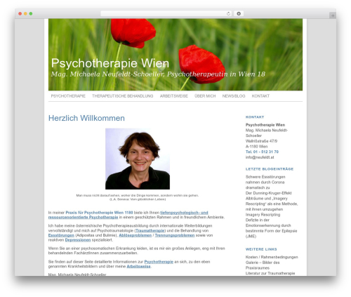WordPress shortcodekid plugin - wienerpsychotherapeut.at