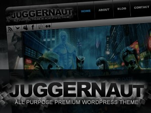 Juggernaut premium WordPress theme