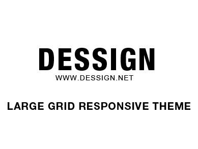 Large Grid Responsive WordPress Theme best WordPress template