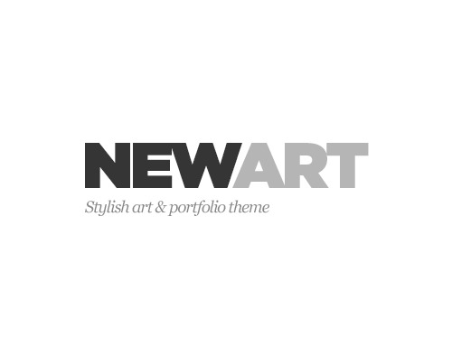 NewArt Theme WordPress website template