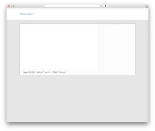 Free WordPress Wp-Pro-Quiz plugin - weddingexperte.fr