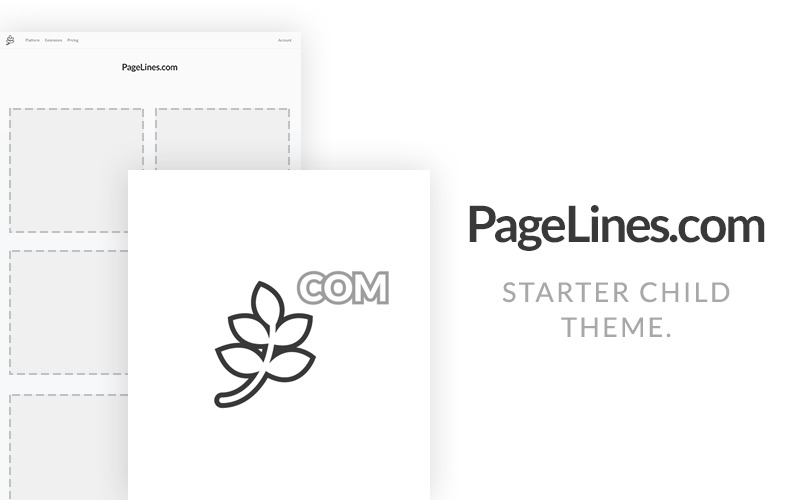 PageLines.com best WordPress template