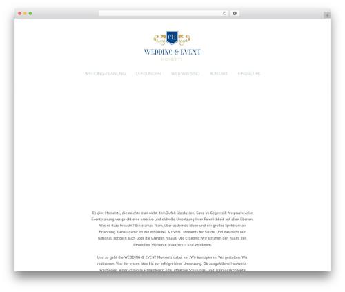 Free WordPress Cookie Notice for GDPR plugin - wedding-und-event.com