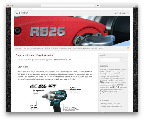 picolight WP template - wardiz.org/blog