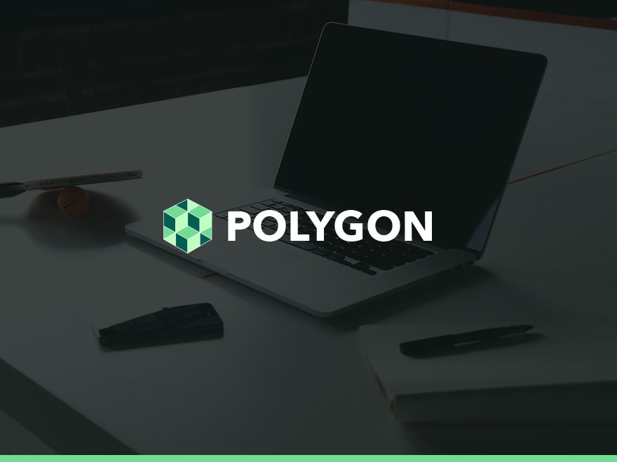 Polygon WordPress website template
