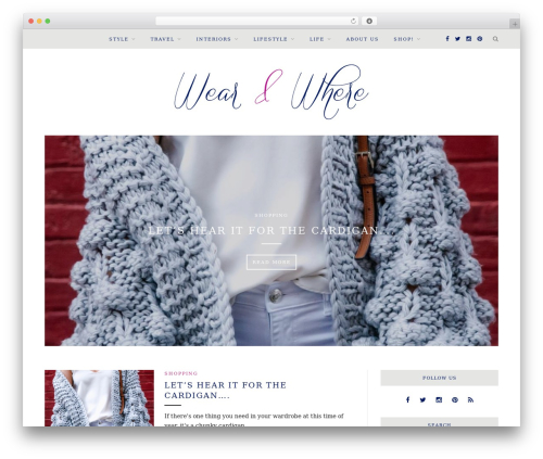 WordPress amazing-hover-effects-pro plugin - wearandwhere.co.uk