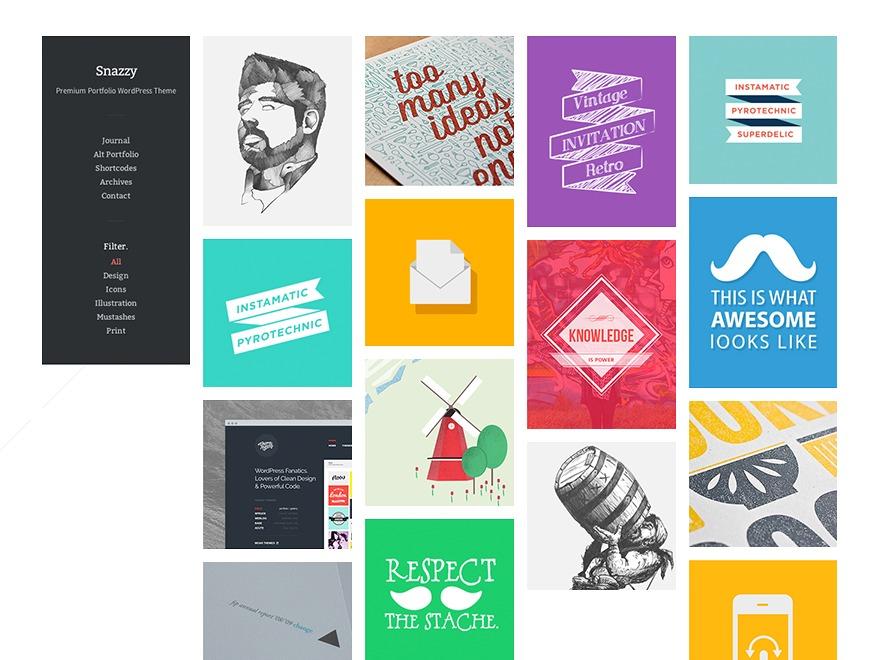 Snazzy best WordPress gallery