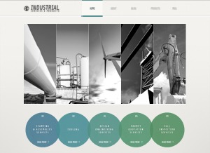 Theme1669 WP template