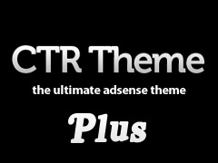 WP theme CTR Theme Plus