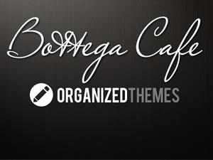 Bottega best restaurant WordPress theme