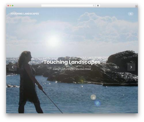 Businessx theme WordPress free - touchinglandscapes.com